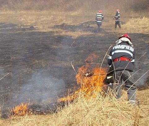 Photo of Regulile şi măsurile de prevenire a incendiilor la vegetaţie uscată, mirişti şi resturi vegetale. Amenzi de până la 2.500 de lei
