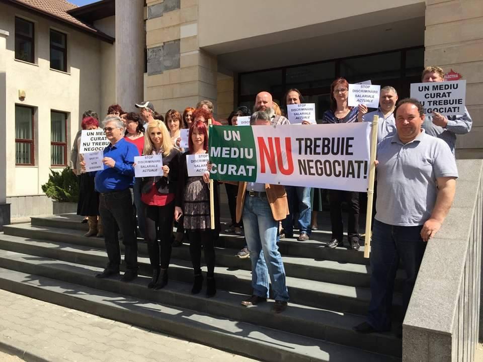 Photo of Angajații de la Agenția pentru Protecția Mediului amenință cu greva generală