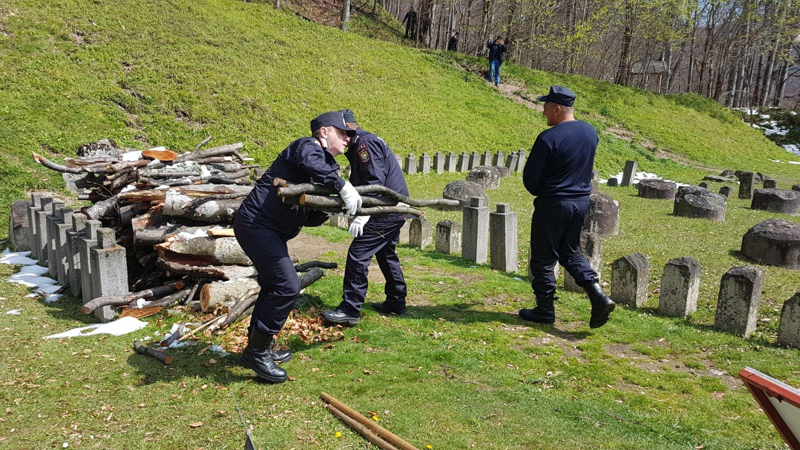 Photo of Cetăţi dacice curăţate cu voluntari