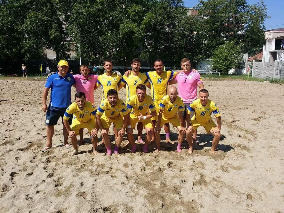 Photo of ACS West a câştigat turneul de fotbal pe plajă de la Deva