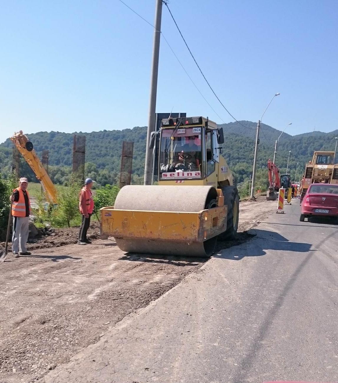 """Photo of Nervi din cauza reabilitării DN 76. Șoferi disperați, în trafic: """"De ce nu au deviat circulația, până efectuează lucrările?"""""""