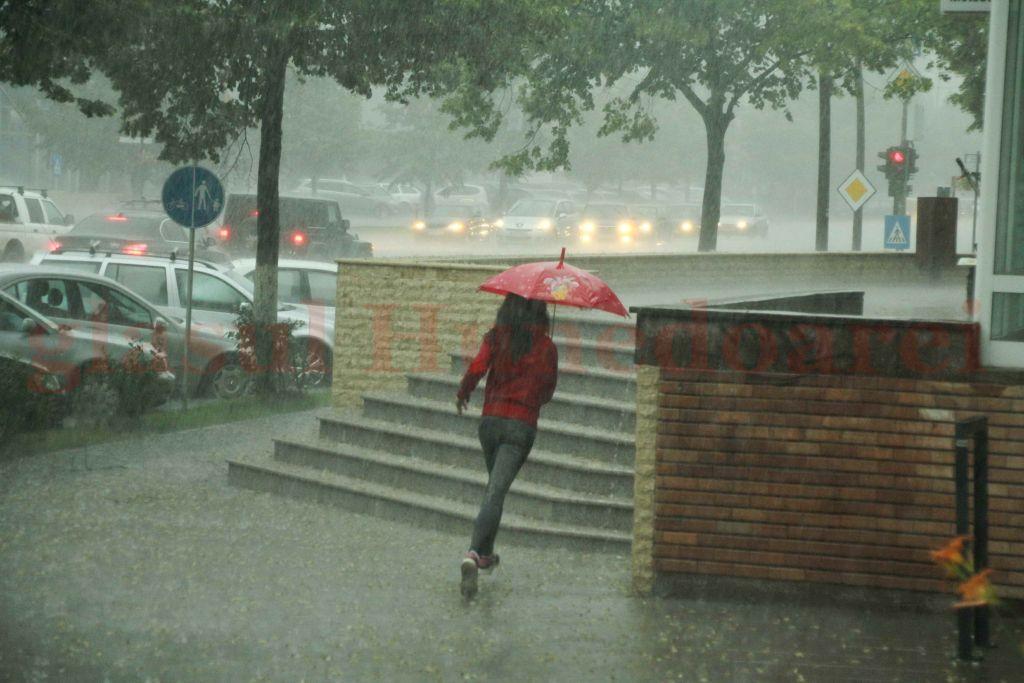 Photo of După caniculă, cod galben de ploi și vijelii