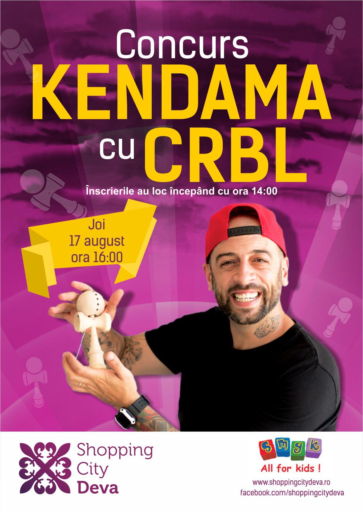 Photo of CRBL vine la Shopping City Deva pentru un concurs-spectacol Kendama
