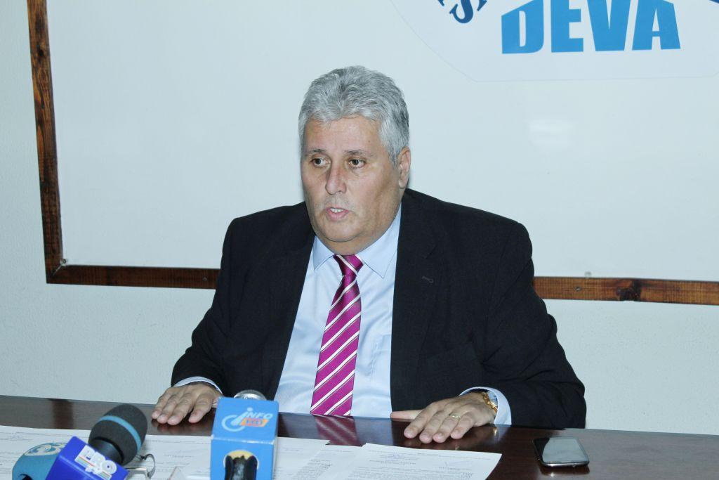 Photo of Mircea Călin Laza, manager la Spitalul Colentina