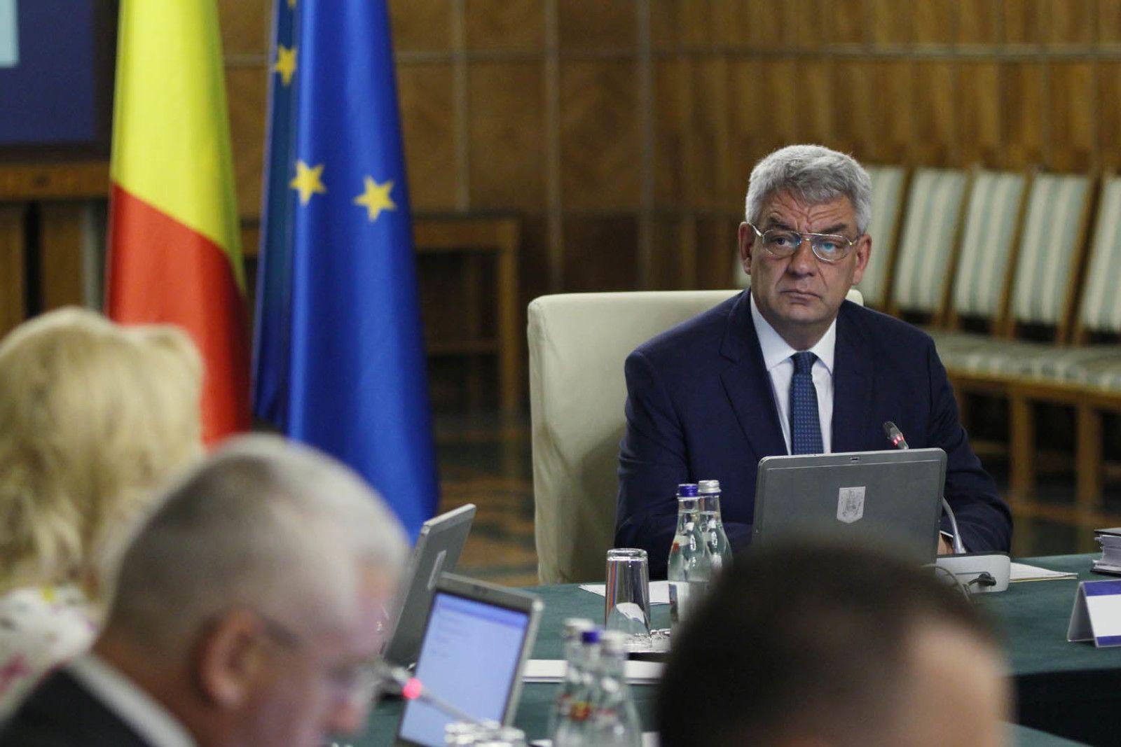 Ordonanța de Urgență a Guvernului Tudose a fost aprobată săptămâna trecută