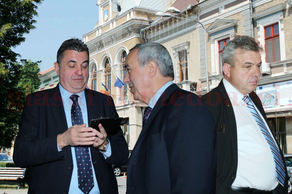 Laurențiu Nistor l-a desemnat candidat PSD pe Petru Mărginean, fără a avea acceptul organizației Deva.