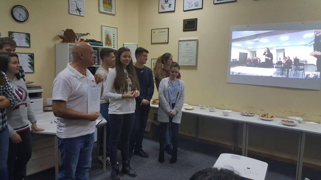 """Parteneriatul între cele două geoparcuri a fost semnat """"on-line"""" în cadrul unui eveniment ce a avut loc mulţumită unei conexiuni video prin Internet"""
