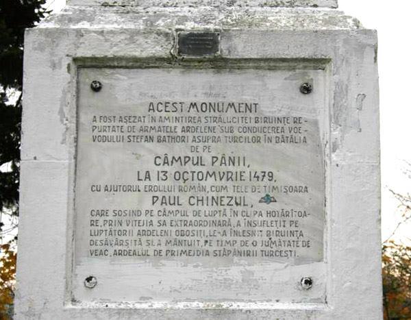 Photo of Falsificarea istoriei prin monumentul de la Câmpul Pâinii