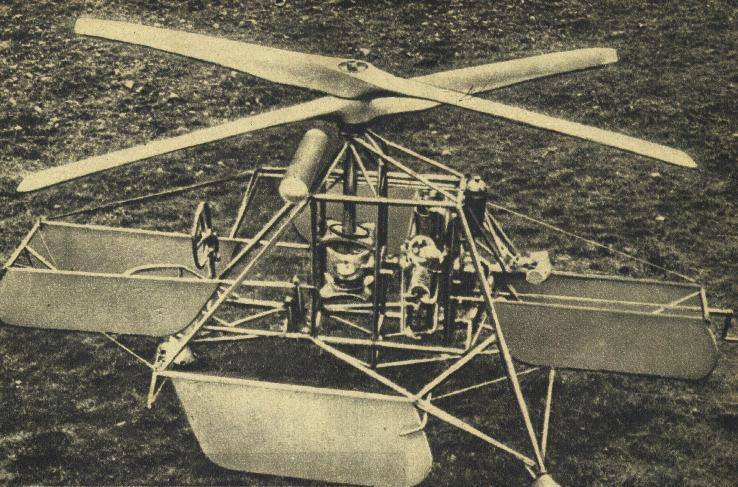 Photo of Părintele elicopterului pe nedrept uitat în țara unde s-a născut