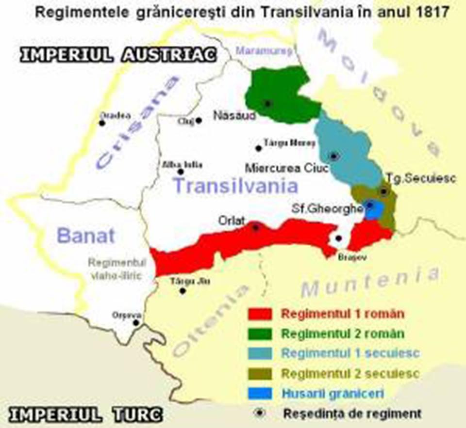 Photo of Istoria cum nu e scrisă în manual. Regimentele grănicerești românești din Transilvania