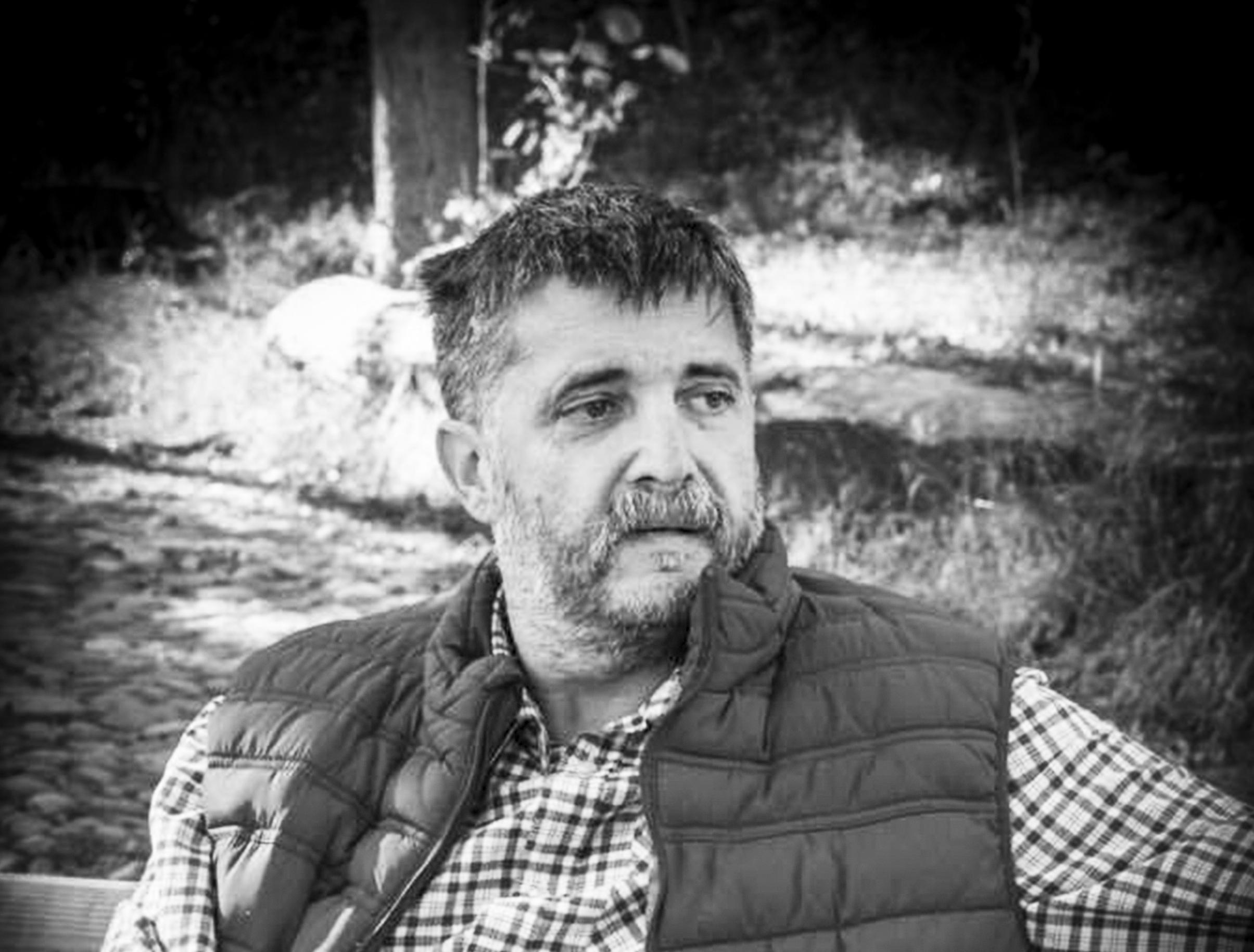 """Photo of Ştefan Ciocan, fondatorul şi senior-editorul cotidianului """"Glasul Hunedoarei"""", a încetat din viaţă, vineri, 11 mai."""