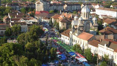 """Primăria Hunedoarei vrea ca Piaţa Libertăţii să fie permanent zonă pietonală, nu doar de zilele oraşului (doar una dintre """"ţintele"""" celor trei proiecte de câte 10 milioane de euro)"""