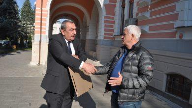 Photo of Vladimir Brilinsky se întoarce la Consiliul Judeţean