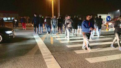 Zeci de localnici din Sântandrei au protestat, la finele săptămânii trecute, reclamând proasta semnalizare a trecerii de pe DN 7 dar şi indiferenţa CNAIR, instituţie căreia i s-a cerut rezolvarea problemei încă din 2010 - 2011