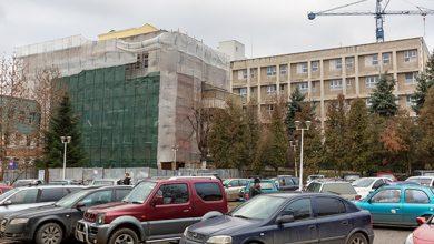Spitalul din Deva are deja un etaj suplimentar (încă nefinalizat pe interior), spaţiu care va găzdui Secţia Pediatrie