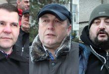 Cristian Iştoc, Mircea Crişovan și Darius Câmpean