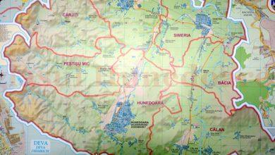 """Până acum ideea conurbaţiei """"Corvina"""" s-a materializat doar într-un Plan Urbanistic Zonal şi într-o hartă apărută pe vremea în care la conducerea CJ Hunedoara încă se afla Mircea Moloţ"""