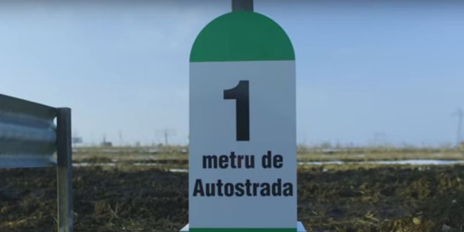 """Romania Vrea Autostrazi Hd: O Firmă Din Orăștie Se Alătură Campaniei """"România Vrea"""