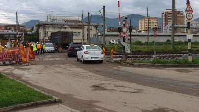 Photo of S-au încheiat lucrările la pasajul de cale ferată de pe strada Hărăului din Deva