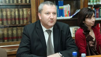 Photo of Managerul Bibliotecii Județene, Sebastian Bara, s-a înscris în PSD