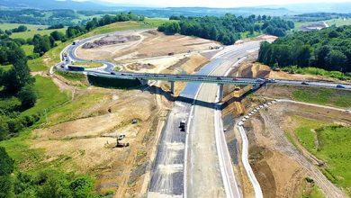 """Holdea - locul în care autostrada spre Lugoj - Timişoara va """"lua o pauză"""" până prin 2020 şi ceva (nu se ştie cât anume)- sursa foto Asociaţia Pro Infrastructură/facebook"""