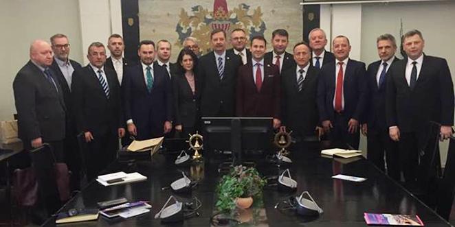 Primarul Florin Cazacu a făcut parte dintr-o delegație de zece primari și viceprimari din România care au vizitat Estonia și Olanda