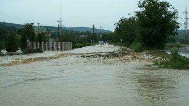Photo of Cod galben și portocaliu de inundații în județul Hunedoara