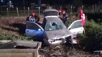 Photo of Un bărbat a murit și trei au fost răniți într-un accident în zona haltei Geoagiu. FOTO