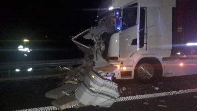 Photo of FOTO. Accident grav pe autostradă. Doi bărbați și-au pierdut viața