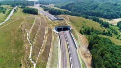 """Lotul 3 este noul """"muzeu de autostradă"""" din România"""