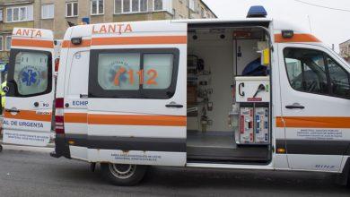Photo of Conducătorul unui ATV, rănit grav după ce a intrat într-o mașină. Bărbatul a fost proiectat la șase metri de autovehicul