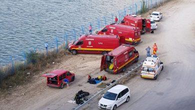 Photo of FOTO / VIDEO. Tânara care s-a sinucis aruncându-se în Canalul Dunăre – Marea Neagră, scoasă la suprafață cu ajutorul scafandrilor hunedoreni