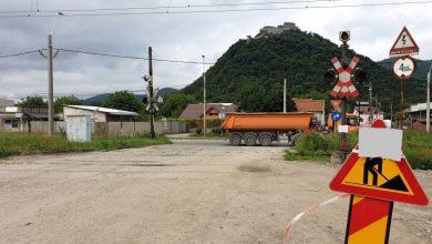 Photo of O stradă din Deva, închisă temporar pentru lucrări la calea ferată