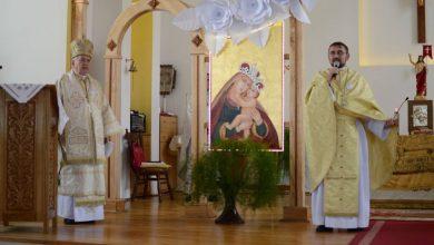 Photo of Eveniment spiritual la Orăștie. Episcopul greco-catolic de Lugoj, în mijlocul credincioșilor