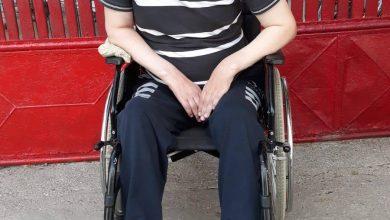 """Photo of Campanie """"Ajută satul"""". Scaun cu rotile electric pentru un bolnav operat de tumoră la măduvă"""