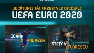 Photo of Doi bucureșteni în echipa freestylerilor EURO 2020