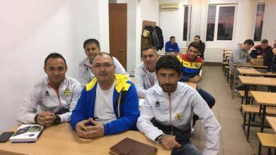 Photo of Patru antrenori ai CFR Simeria participă la cursurile Centrului Român de Studii Sportiv Educaționale