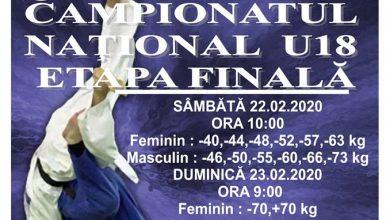 Photo of Campionatul Național de Judo U18 – Etapa Finală