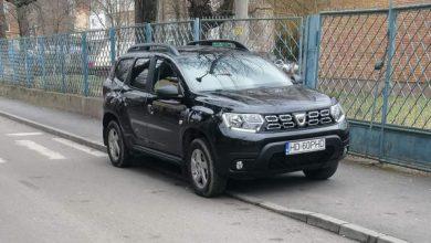 Photo of Parcare neregulamentară a mașinii de serviciu a Primariei Hunedoarei