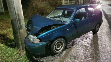 Photo of Conducător auto rănit ușor după ce a scăpat mașina de sub control