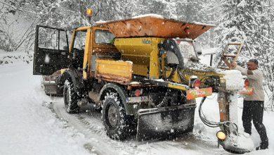Photo of Pe drumurile județene se circulă în condiții de iarnă