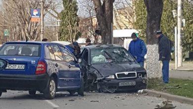 Photo of Accident în Hunedoara soldat cu vătămarea corporală a  celor trei conducători auto