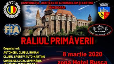 Photo of Raliul Primăverii, pe 8 martie la Hunedoara