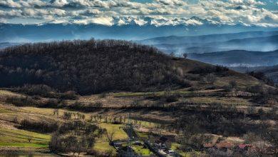 Photo of Retezatul văzut de la Cozia – fotografia zilei