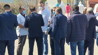 Photo of Spitalul de Urgență din Deva rămâne spital Covid. A fost numit management militar. Nu se pune problema închiderii orașului
