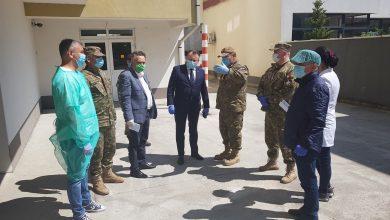 Photo of Ministrul sănătăţii, Nelu Tătaru, s-a aflat astăzi la Deva pentru a analiza situaţia Spitalului Judeţean de Urgenţă Deva, la 12 zile de la numirea conducerii militare.