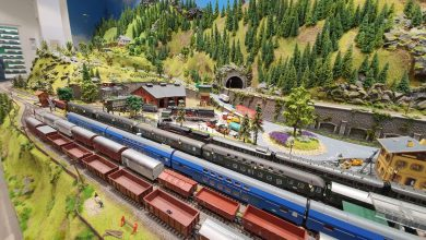 Photo of (Galerie foto, video)Muzeul Trenuleţelor Valentin Banciu s-a deschis și vă așteaptă într-un tărâm de poveste