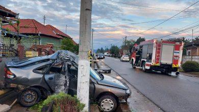 Photo of Accident rutier grav pe raza comunei Șoimuș. Bărbatul în vărstă de 49 ani, care nu poseda permis de conducere, nu a oprit la semnalul agenților de poliție