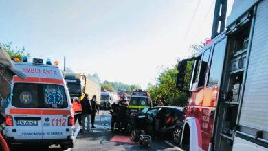 Photo of Circulația este închisă pe DN 68A în apropiere de Coșevița