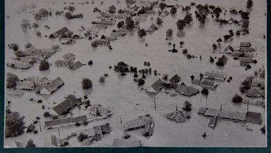 """Photo of Exponatul lunii mai 2020 la muzeul din Deva –  """"Exodul apelor. Județul Hunedoara. Mai 1970"""""""
